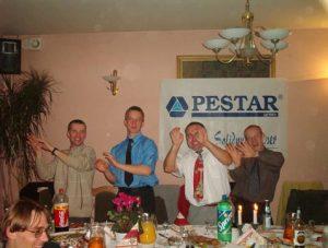 12-lecie istnienia firmy PESTAR