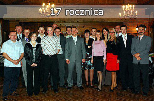 17 rocznica firmy Pestar