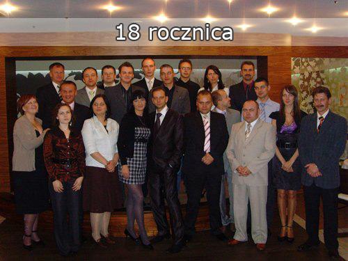 18 rocznica formy PESTAR
