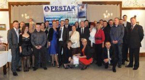 Obchody 20-lecia firmy Pestar