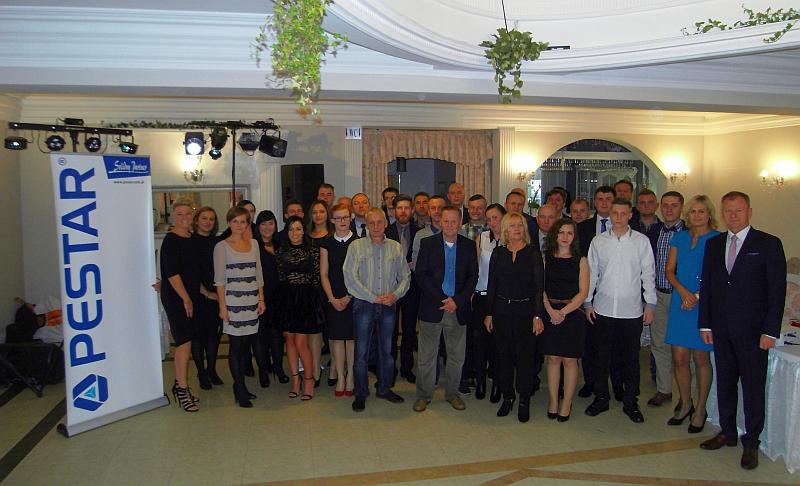 Obchody 25-lecia firmy PESTAR