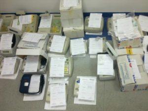Kasy i drukarki fiskalne 2