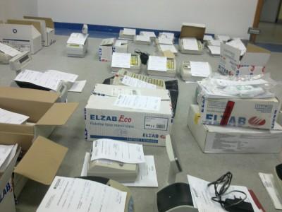 Kasy i drukarki fiskalne