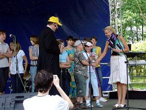 Festyn z okazji Dnia Dziecka 4