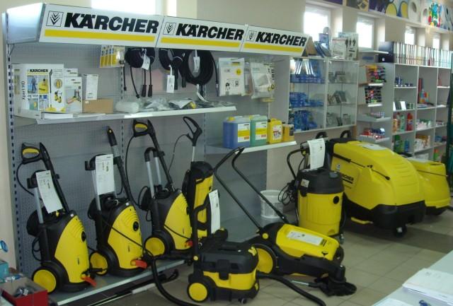 Urządzenia Karcher