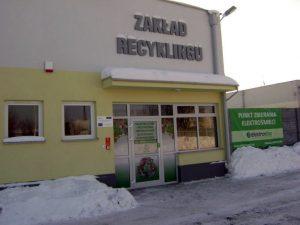 Nowa hala recyklingu