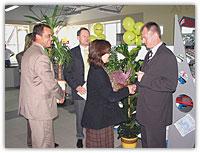 Otwarcie nowej siedziby Pestar 9