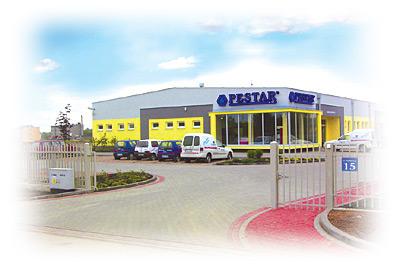 Nowa siedziba Pestar