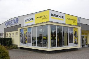 Otwarcie salonu Karcher Center PESTAR 1