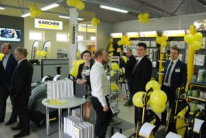 Otwarcie salonu Karcher Center PESTAR 10