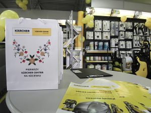 Otwarcie salonu Karcher Center PESTAR 4