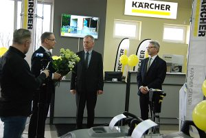 Otwarcie salonu Karcher Center PESTAR 6