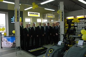 Otwarcie salonu Karcher Center PESTAR 7