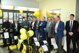 Otwarcie salonu Karcher Center PESTAR 8