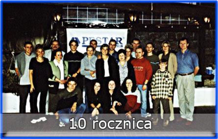 10 Rocznica - zdjęcie pracowników
