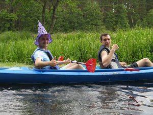 Spływ kajakowy 2012 5