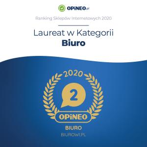 Biurowi.pl - Laureat w kategorii Biuro