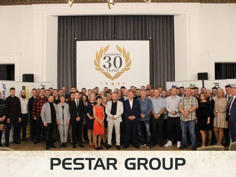 Zdjęcie grupowe PESTAR GROUP